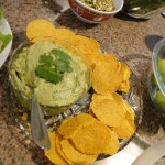 raw chips and guac