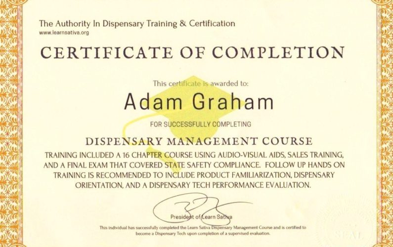 Dispensary_Training_Cert